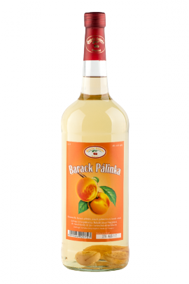 Traditional Apricot Palinka